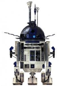Server 2008 R2-D2