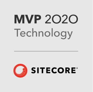 Sitecore Technology MVP